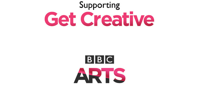 Déda supports Get Creative from BBC Arts